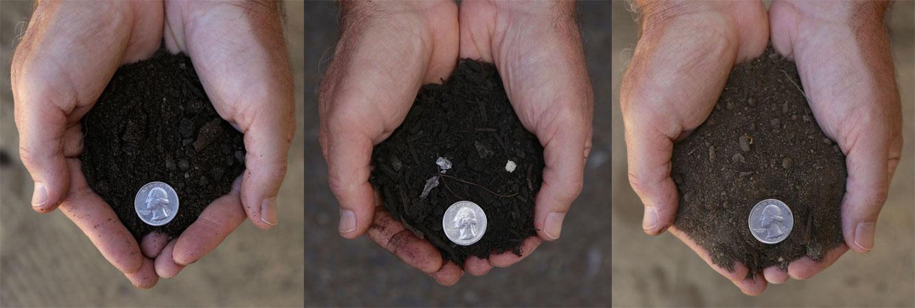 Topsoil Compost